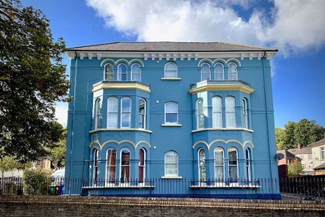 Thumbnail Block of flats for sale in The Grove, Clytha Square, Newport