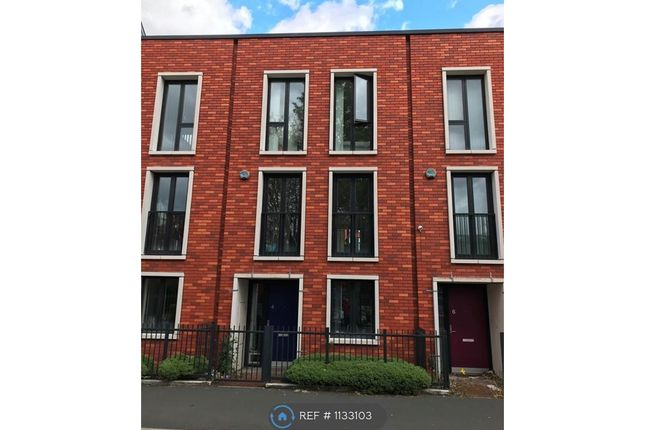 Thumbnail Terraced house to rent in Barrow Street, Manchester