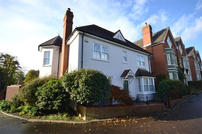 Thumbnail Detached house for sale in Sanders Close, Stansted