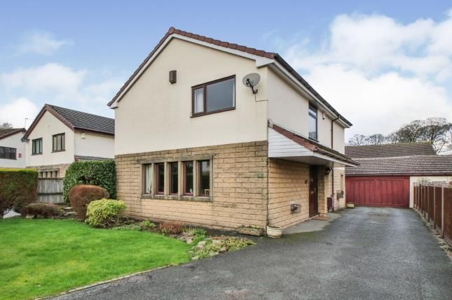 Thumbnail Detached house for sale in Round Hill Place, Cliviger, Burnley, Lancashire
