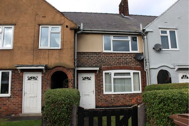 Thumbnail Terraced house to rent in Mendip Avenue, Goole