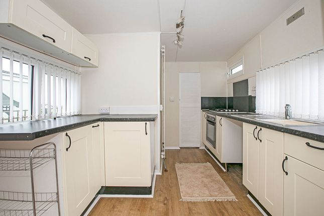 Kitchen Area of Tremarle Home Park, North Roskear, Camborne, Cornwall TR14