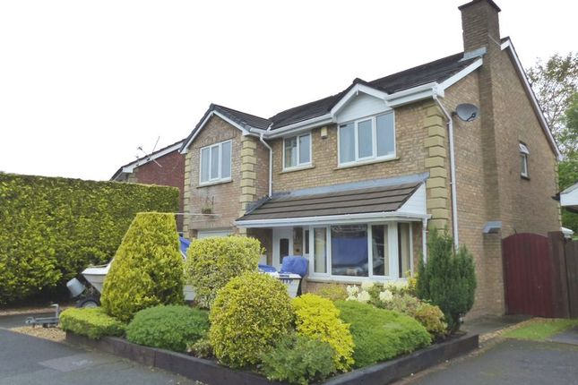 Thumbnail Detached house for sale in 21 The Oaks, Chorley