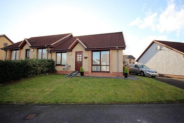 Thumbnail Semi-detached bungalow for sale in 11 Alltan Place, Culloden, Inverness
