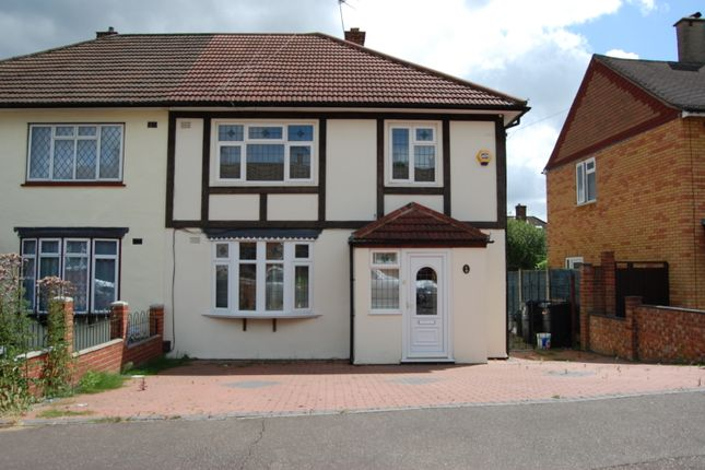 3 bed semi-detached house to rent in Parkmead, Loughton