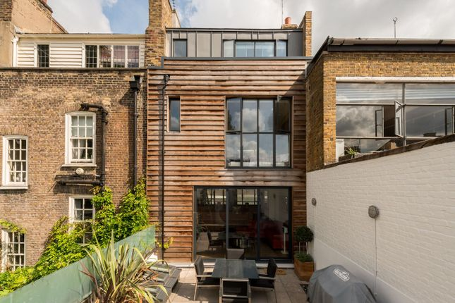 Thumbnail Terraced house for sale in Fournier Street, London