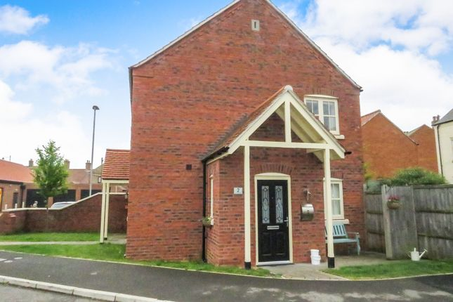 Thumbnail Flat for sale in Poachers Chase, Wragby, Market Rasen