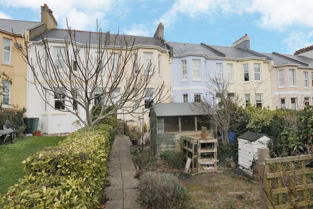 Thumbnail Flat to rent in Churchway, Torquay