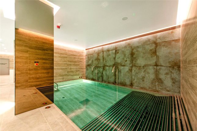 Communal Pool of Carrara Tower, 250 City Road, London EC1V