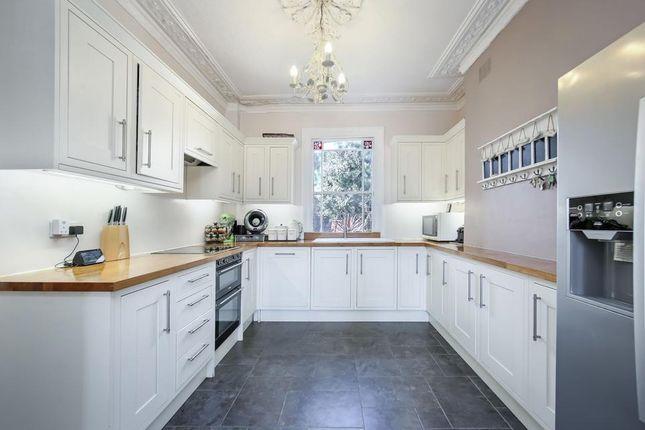 Kitchen of Tomlins Grove, London E3