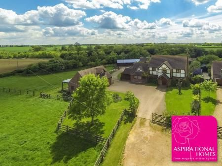 Thumbnail Detached house to rent in 1 Coales Lodge, Thrapston, Northamptonshire