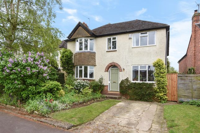Thumbnail Detached house for sale in Staunton Road, Headington, Oxford