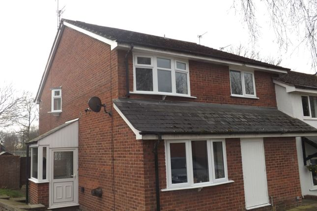 Thumbnail Flat to rent in Bowling Green Court, Northwich