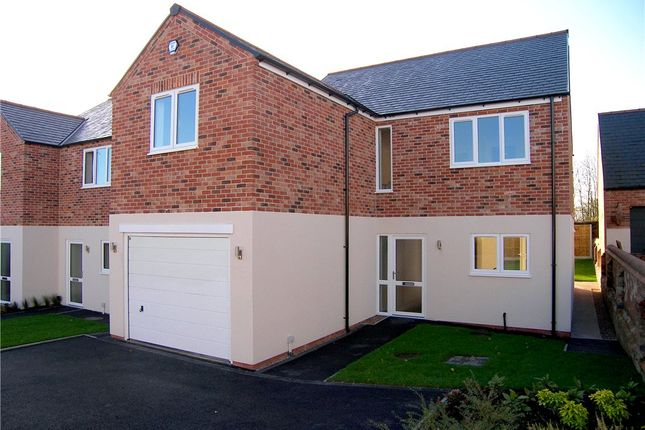 Thumbnail Detached house for sale in Goose Green Lane, Shirland, Alfreton