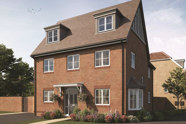 """Thumbnail Detached house for sale in """"The Brockwell"""" at Roman Way, Beckenham"""