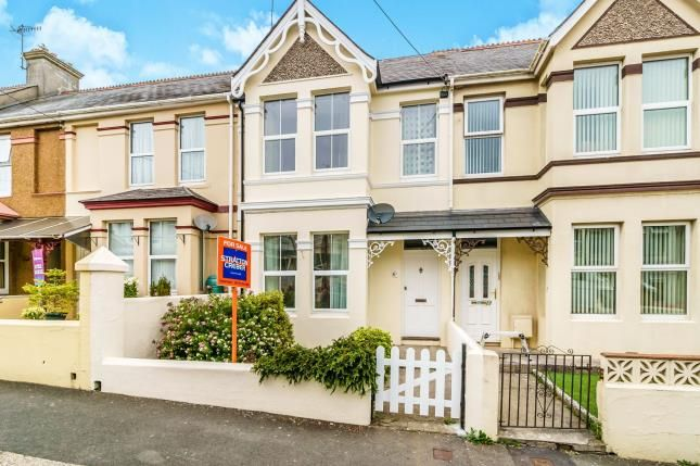 Thumbnail Terraced house for sale in Torpoint, Cornwall, Uk