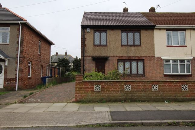 Thumbnail Semi-detached house to rent in Lulworth Avenue, Jarrow