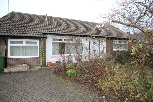 Thumbnail Bungalow for sale in Wenham Square, Barnes, Sunderland
