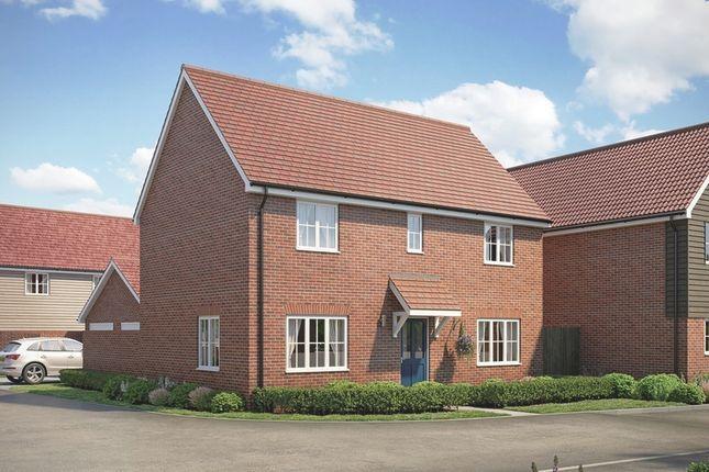 Thumbnail Semi-detached house for sale in Regiment Gate, Off Essex Regiment Way, Chelmford, Essex
