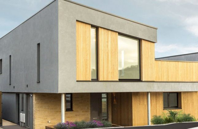 Thumbnail Detached house for sale in Plot 49 Cubis Bruton, Cuckoo Hill, Bruton, Somerset