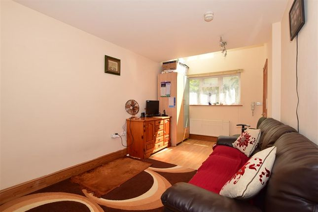 Thumbnail Terraced house for sale in Manor Road, Wallington, Surrey