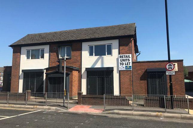 Thumbnail Retail premises to let in Unit 1, 147 Mersey Street, Warrington, Cheshire