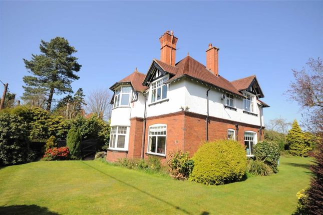 Thumbnail Detached house for sale in Barlaston Old Road, Trentham, Stoke-On-Trent