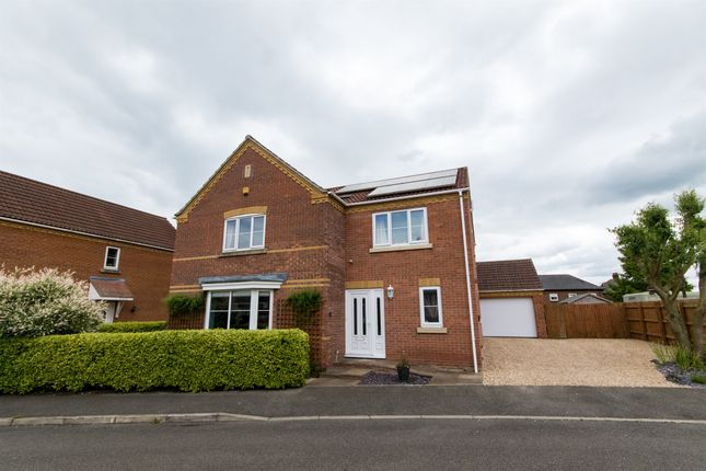 Thumbnail Detached house for sale in Shire Close, Billinghay, Lincoln