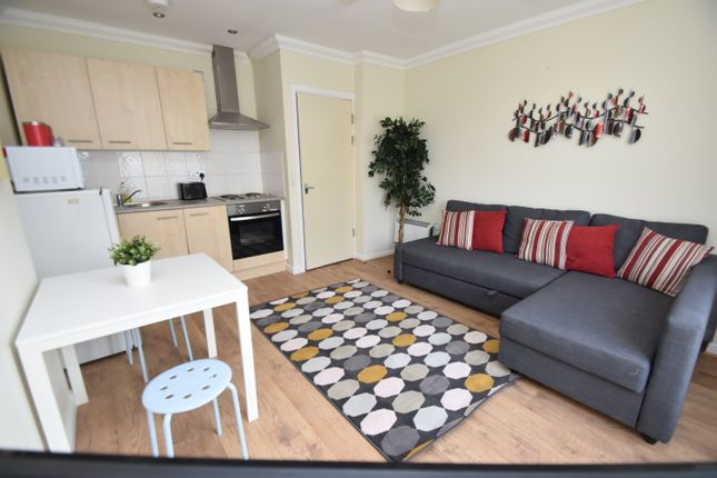 Thumbnail Flat to rent in Green Street, Riverside, Cardiff