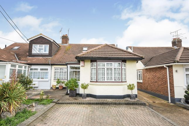Thumbnail Semi-detached bungalow for sale in Thorndon Avenue, West Horndon, Brentwood