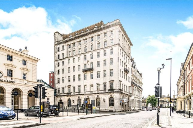 Thumbnail 1 bed flat for sale in Imperial Apartments, South Western House, Southampton