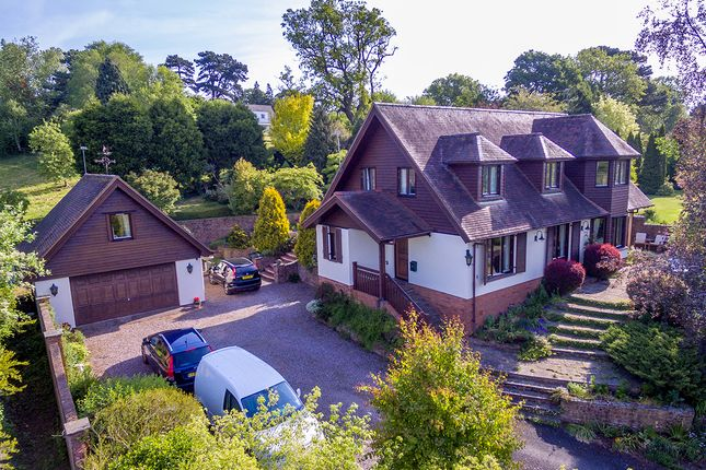 Thumbnail Detached house for sale in Bridstow, Bridstow, Ross-On-Wye, Ross-On-Wye