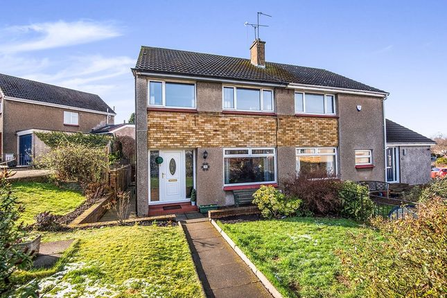 Thumbnail Semi-detached house for sale in Riccarton Mains Road, Currie