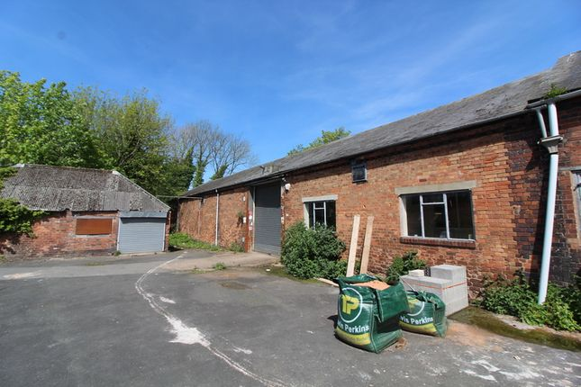 Thumbnail Industrial to let in Worcester Road, Stourport-On-Severn