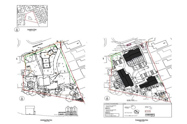 Thumbnail Land for sale in Denbigh Road, Llanfairtalhaiarn, Abergele