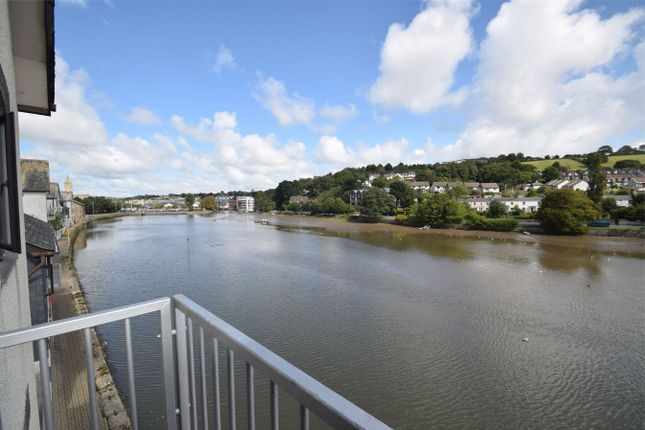 Thumbnail Flat to rent in Newham Quay, Newham Road, Truro, Cornwall