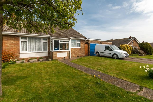 Thumbnail Semi-detached bungalow for sale in Roman Way, St. Margarets-At-Cliffe, Dover