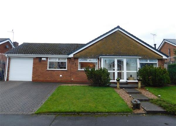 Thumbnail Bungalow for sale in Firswood Mount, Gatley, Cheshire