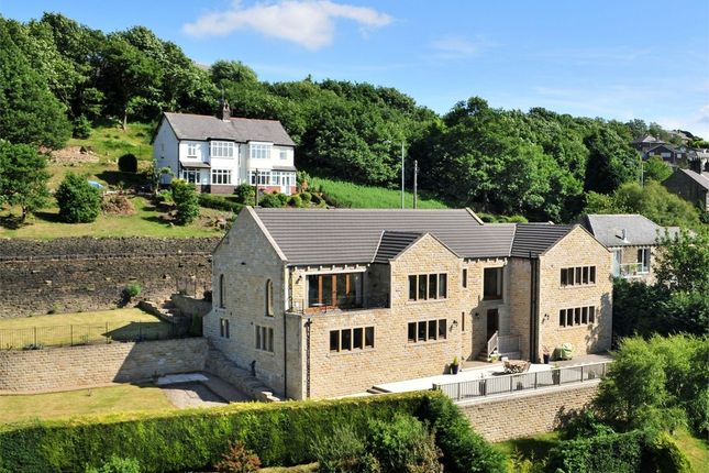 Thumbnail Detached house for sale in New Mill Road, Holmfirth, West Yorkshire