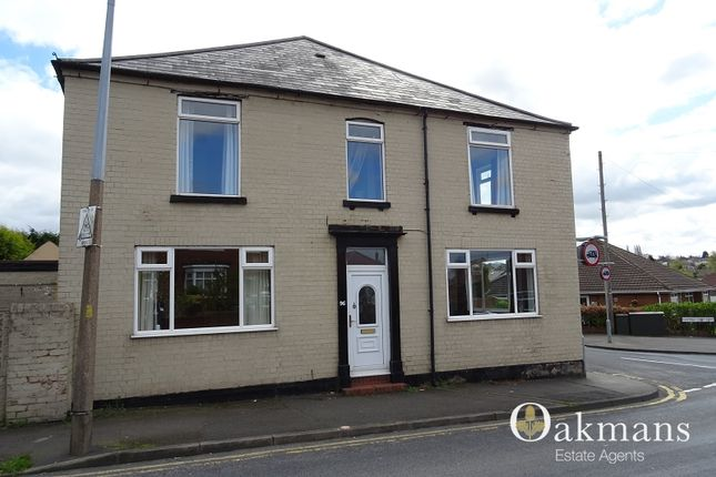 Thumbnail Semi-detached house to rent in Attwood Street, Halesowen, West Midlands.