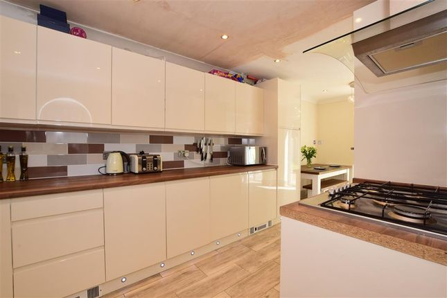Thumbnail End terrace house for sale in Ashbeam Close, Great Warley, Brentwood, Essex