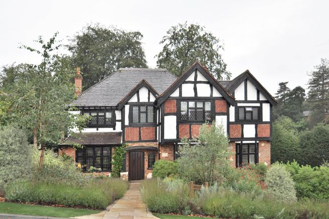 Thumbnail Detached house for sale in Merlewood Drive, Chislehurst