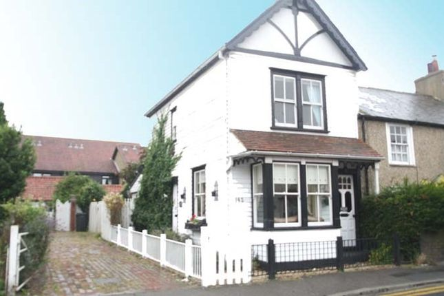 Thumbnail End terrace house for sale in High Street, Great Wakering, Southend-On-Sea