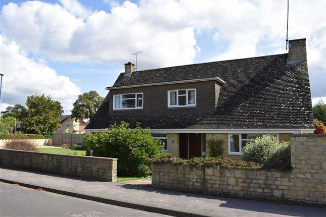 Thumbnail Detached house for sale in Minster Way, Chippenham, Wiltshire