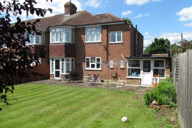 Thumbnail Semi-detached house to rent in London Road, Reading