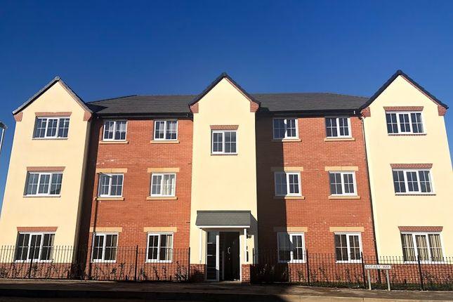 Thumbnail Flat to rent in Rotary Way, Crewe