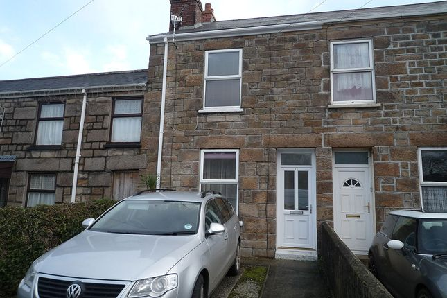 3 bed terraced house to rent in Foundry Row, Redruth TR15