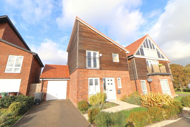 Thumbnail Detached house for sale in Sunflower Lane, Polegate, East Sussex