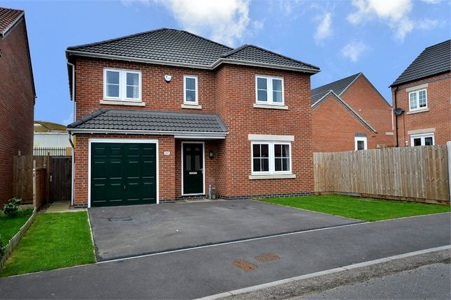 Thumbnail Detached house for sale in Tom Stimpson Way, Sutton-In-Ashfield, Nottinghamshire