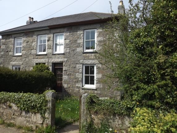 Thumbnail Semi-detached house for sale in Gwinear, Hayle, Cornwall